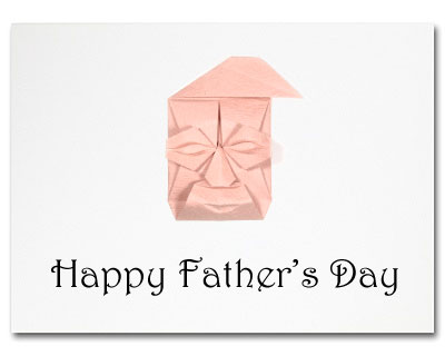 How To Make Origami Fathers Day Models