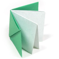 easy origami book