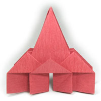 new origami church