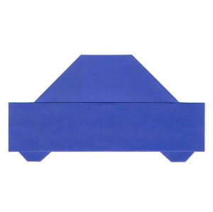 How To Make An Easy Origami Car Page 1