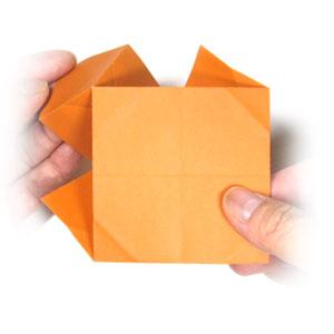 How to Make an Easy Origami Teddy Bear | 300x300