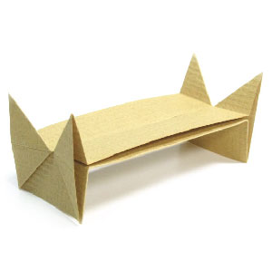 How To Make An Origami Boat Stand Page 1