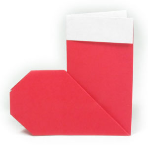 How to Fold a simple origami Santa Claus for Christmas « Christmas ... | 300x300
