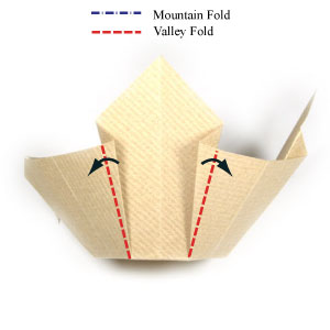 Origami 8 Points Star Box/ Container | Paper Craft Tutorial for ... | 300x300