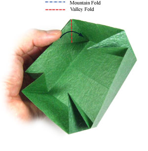how to make a large origami box