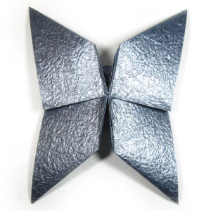 origami butterfly I