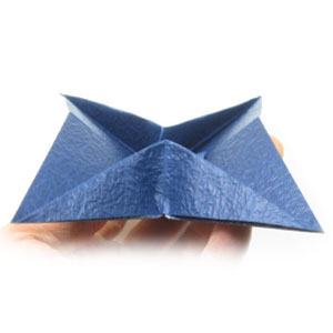 how to make origami btterfly