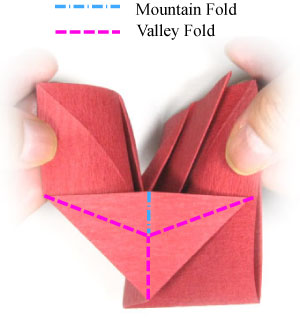 How To Make An Origami Christmas Flower Poinsettia Page 6