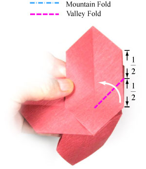 How To Make An Origami Christmas Flower Poinsettia Page 10