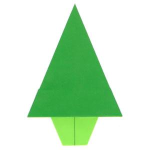 Xmas Tree origami