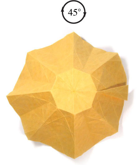 How To Make An Eight Pointed Origami Crown Page 12