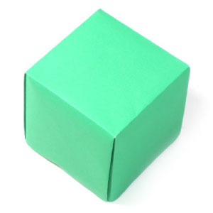 How To Make Origami Cube