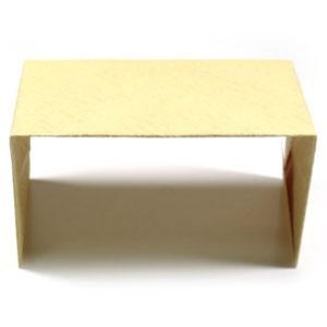 simple origami desk