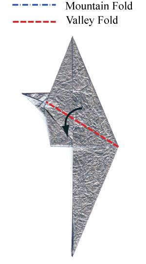 ED_8435] Origamichinesedragondiagram Origami Chinese Dragon ... | 543x300