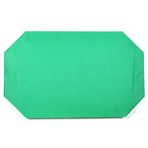 Origami Bar Envelope Instructions