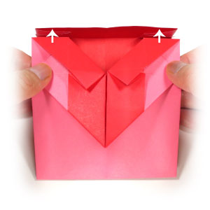 How to Fold an Origami Heart Envelope | 300x300