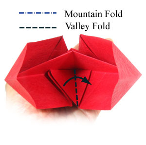 Origami Heart Box | How to make origami paper heart Box vide… | Flickr | 298x300