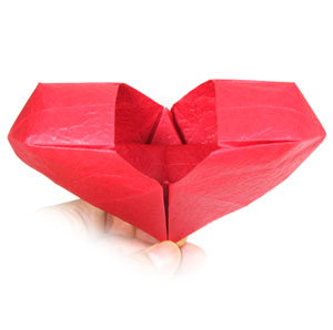 Pics Photos How To Make 3d Paper Hearts
