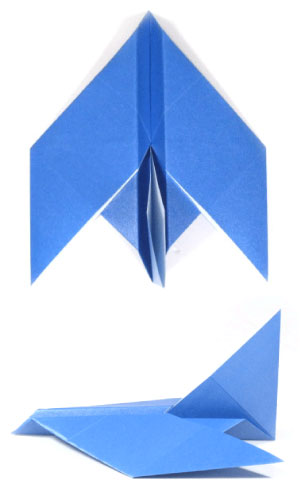 How To Make Origami Airplane