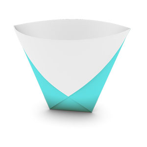How to make origami cup - photo#23