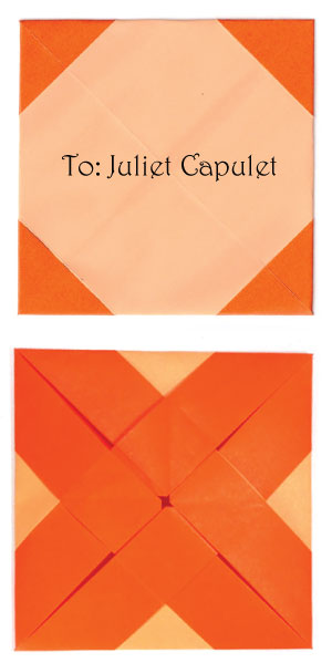 How To Make Origami Card