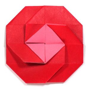how to make origami alphabet