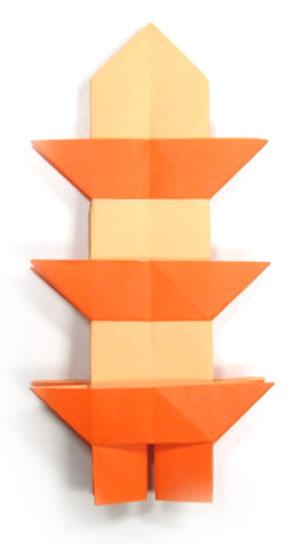 how to make a pagoda