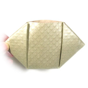 How to make an origami coin purse: page 1 - photo#20