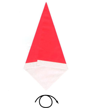 How to make an origami santa claus 39 s face page 5 for Make origami santa claus
