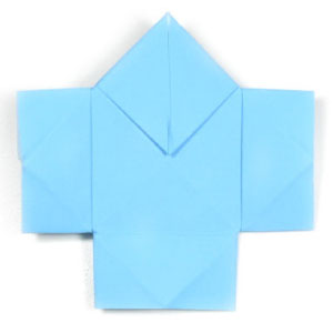 traditional origami shirt