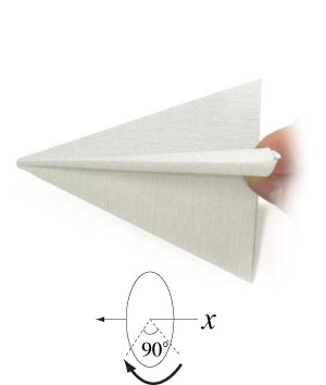 How to make a paper space shuttle