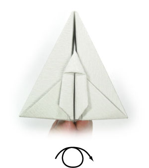 space shuttle origami - photo #17