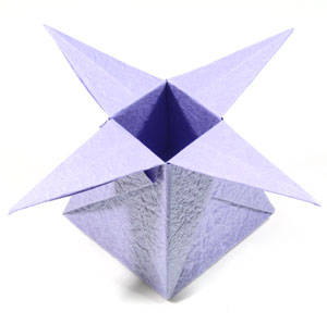Cute Origami Star Box