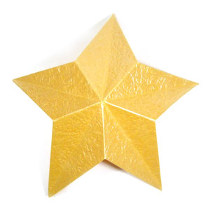 how to make origami stars easy