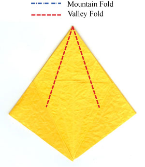 3d Modular Origami House