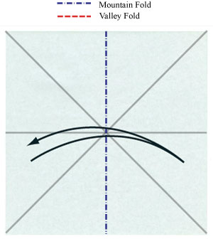 star fold card instructions