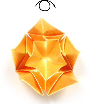 How To Make An Origami 16 Pointed Ninja Star Step By Step