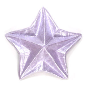 how to make an origami starfish page 1