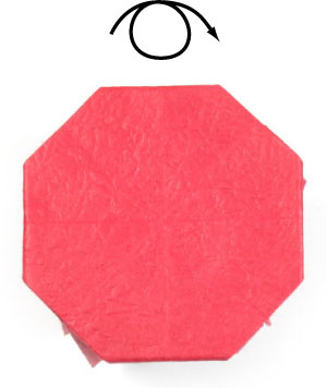 easy origami sun instructions