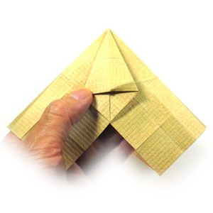 How to make a 3d origami temple page 12 for How to make paper temple