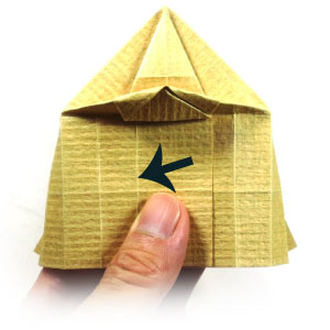 How to make a 3d origami temple page 15 for How to make paper temple