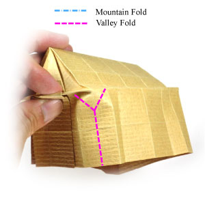 How to make a 3d origami temple page 23 for How to make paper temple