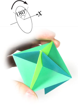 How To Make A Traditional Origami Top Page 13