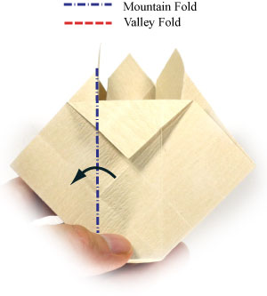 how to fold a fish base