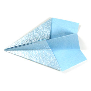 How To Make Paper Airplane - Box paper airplane