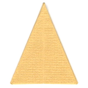 8th Picture Of Simple Origami Pyramid